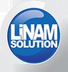 logo linam png